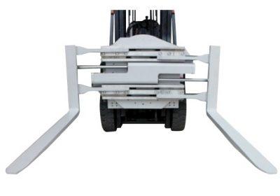 Prirubnice za vilice od 2,2 tone bez bočnih prebacivanja za viljuškare